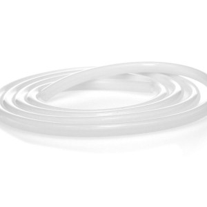 Replacement Silicone Vacuum Hose for Skin Smooth PRO microdermabrasion is made of Silicon tubing that will not crack or peel. This product can be special ordered in longer lengths and will fit many different models of microdermabrasion units. The standard length is 60 inches.